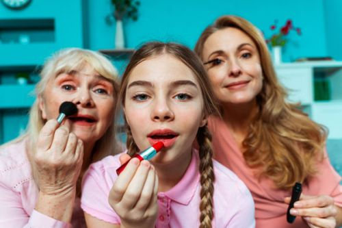 We Asked Our Moms And Nanas For Their Beauty Secrets, And They Didn't Disappoint