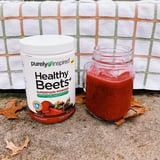 Meet the Beet-Powered Immune Support Superfood Powder I've Been Adding to My Smoothies