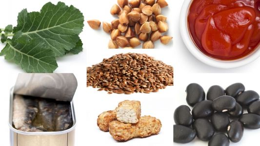 Women's Health: 7 Best Foods for Menopause
