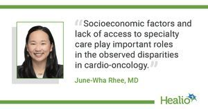 Q&A: A call to action to end disparities in cardio-oncology research and care