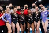 Training Complete! See Team USA Women Gymnasts Prep For Their Highly Awaited Olympics Debut