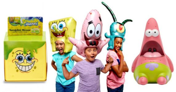 It's SpongeBob's Birthday So We Have An Excuse To Party With These Crazy Toys