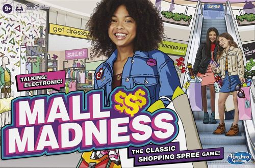 Grab Your BFFs For A Sleepover: 'Mall Madness' Is Coming Back