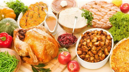 How All That Holiday Eating Can Affect Your Sleep