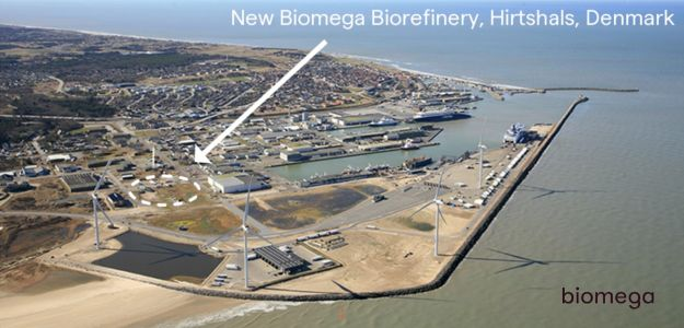 Biomega's new biorefinery set sights on nutrition sector with fish oil offerings