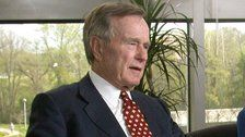 George H.W. Bush's Former Doctor Shot And Killed While Riding Bike