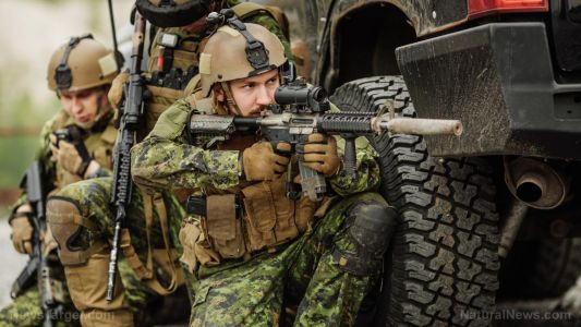 Robot-controlled vehicles could soon be restocking military front lines with ammo, food, fuel
