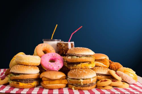 Cut the junk: Eating junk food can give you food allergies