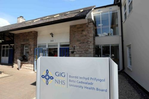 The health board that's been failing the people of Wales for four years