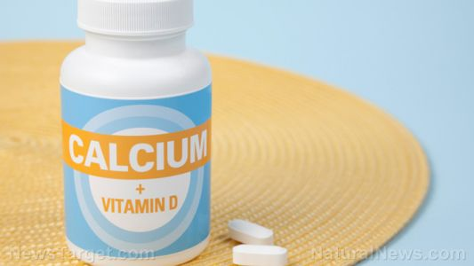 Taking calcium supplements can help premenopausal women lose weight
