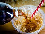 Drinking just one can of sugary drink a day 'raises your risk of dying from heart disease