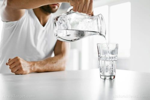 Kidney issues? Drink more water