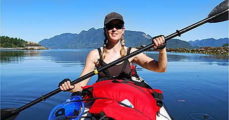 Rock Your Boat: Learn to Love Kayaking