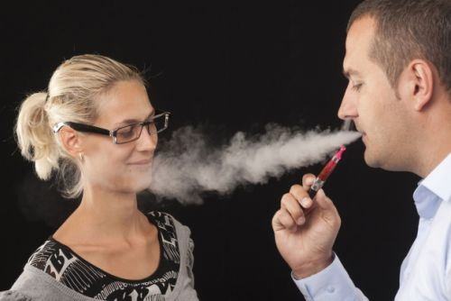 "CONSTANT VAPING could be worse than smoking cigarettes - Find out why and how to quit your evil ""nicotine delivery device"" naturally"