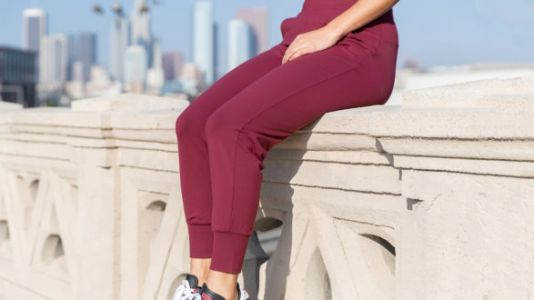 If 2020 Made You Anti-Pants, Meet The Versatile Jogger You'll Never Want To Take Off