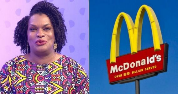 """You want some FRIES with that? McDonald's pushing black trans spokespeople as part of """"amplifying black voices"""" campaign"""