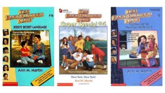 This Is The Magic Of 'The Baby-Sitters Club' Books