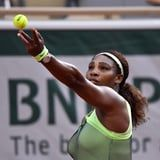 """Serena Williams Just Showed Us Her New """"Reverse Reflex Volley,"""" and We Can't Stop Watching"""