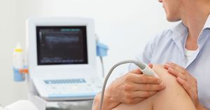 Point-of-care ultrasound algorithm offers 'rule-in diagnostic tool' for transient synovitis
