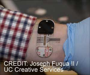 Wearable Sensors to Decode Sweat Composition