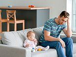 Nearly a FIFTH of fathers of premature babies experience postpartum depression