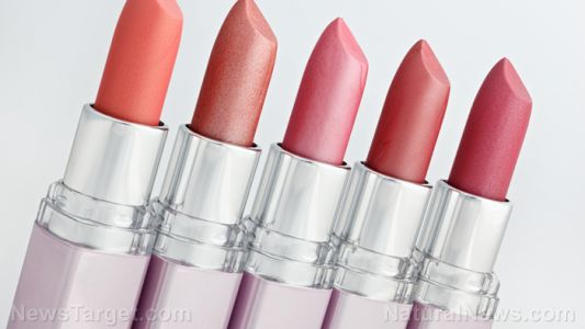Study: More than half of popular cosmetics sold in North America contain TOXIC CHEMICALS