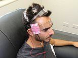 At-home brain stimulation treats depression in isolated rural residents
