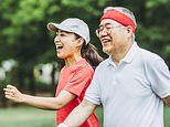 How you should briskly walk 15,000 steps a day to get the maximum health boost