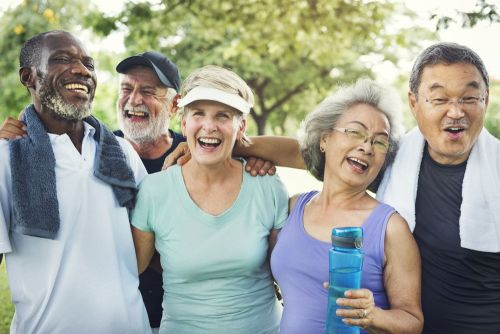 5 Science-Backed Ways Exercise Slows Aging