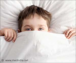Poor Sleep can Harm Kids Mental Health