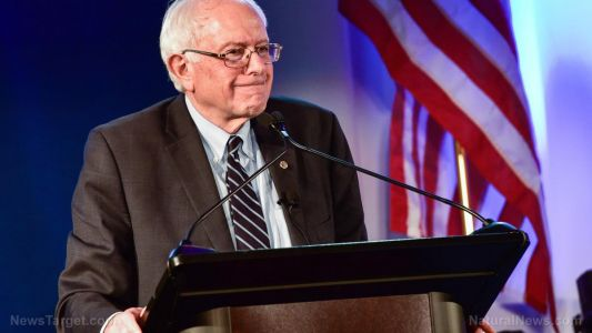 There's no more denying it: Bernie Sanders wants to EXTERMINATE people to stop climate change