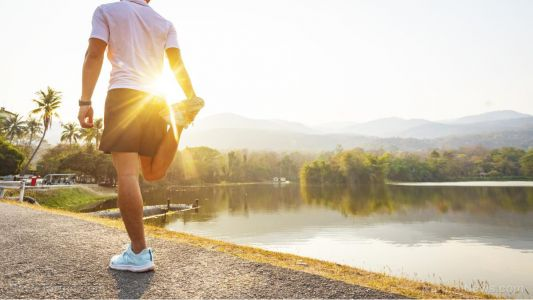 Cut your risk of premature death by more than half by just doing short bursts of exercise