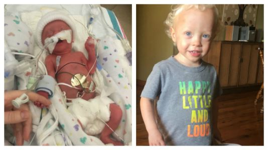 The Joy And Fear Of Bringing Your Micro-Preemie Home