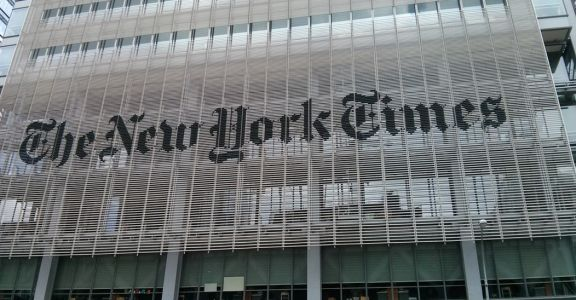 """New York Times calls """"freedom"""" an """"anti-government slogan"""""""