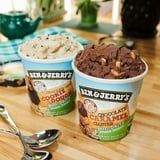 Ben & Jerry's Released New Dairy-Free Flavors, Including Chocolate Chip Cookie Dough!