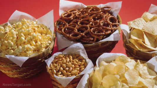 "Labeling matters: New study shows ""snack foods"" contribute to overeating"
