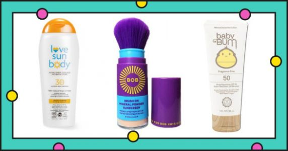 These Are The Best Sunscreen For Kids According To Top Dermatologists
