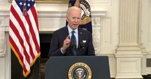 Biden's new goal: 70% of adults at least partially vaccinated by July 4