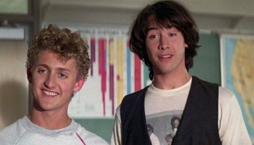 Dude - A New 'Bill And Ted' Movie Is Totally Happening