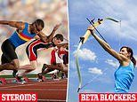 The most popular drugs taken by cheaters in the Olympic Games
