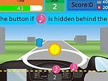 Brain-training game could make pensioners better drivers