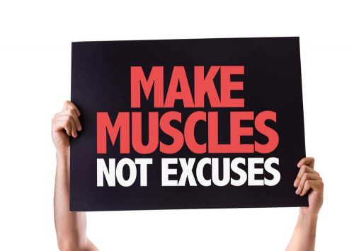 5 Exercise Excuses You Should Stop Making and Why
