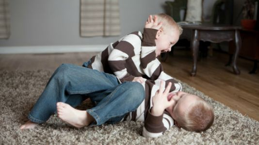7 Reasons I Love Kids' Rough Play - And How I Make Sure It's Safe