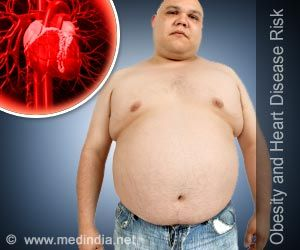 Excess Belly Fat Puts People at High Risk of Heart Diseases