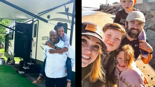 These 9 Families Living In RVs Will Make You Want To Hit The Road