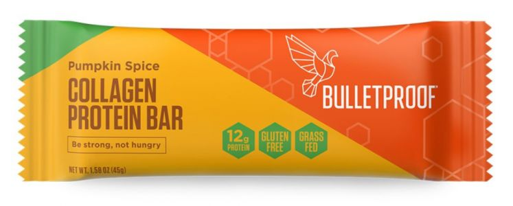 Pumpkin Spice Collagen Bars