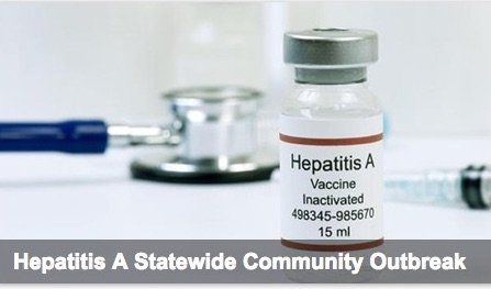 Ohio Health Department declares hepatitis A outbreak