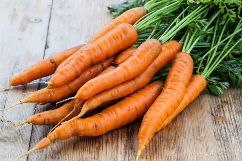 Eating for your eyes: Carrots deliver nutrients that preserve vision
