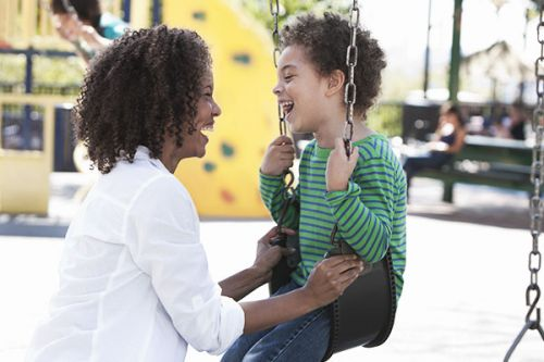 4 Thoughts From The Oldest Mom On The Playground