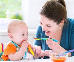Kids That Feed Themselves Have No Increased Risk of Choking